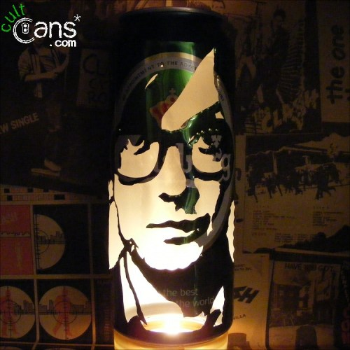 Cult Cans - Jarvis Cocker
