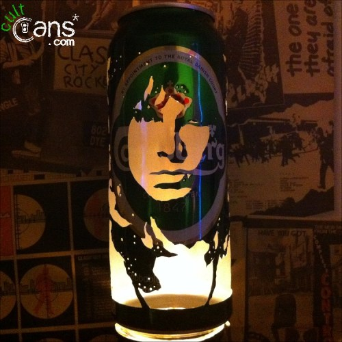 Cult Cans - Jim Morrison