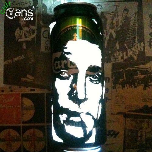 Cult Cans - Sean Connery