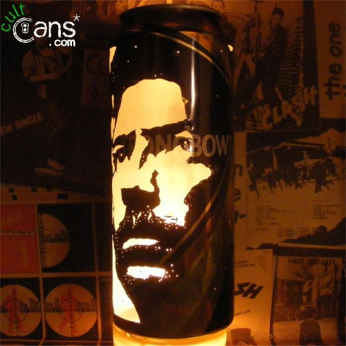 Cult Cans - Eric Clapton