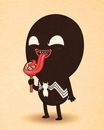 Mike Mitchell - JLU - Venom