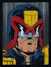 Judge Dredd Michael Latimer