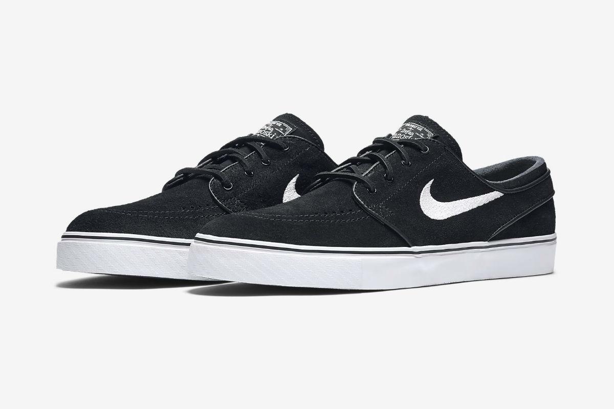 stefan janoski shoes black
