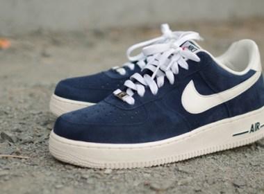 Nike Air Force 1 Blazer Ink Blue
