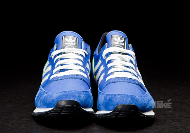 Adidas Phantom True Blue/White Vapour/Black