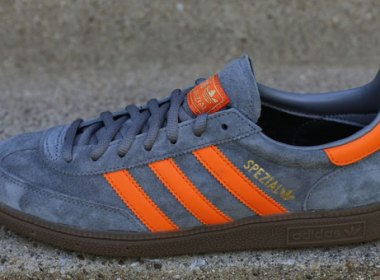 adidas Originals Spezial Dark Grey / Orange