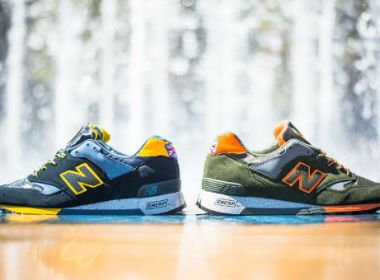New Balance 577 Rain Mac Pack