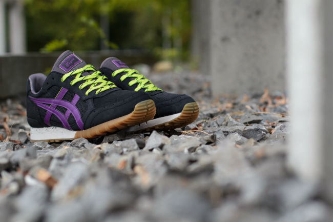 Onitsuka Tiger Colorado 85 Black / Purple