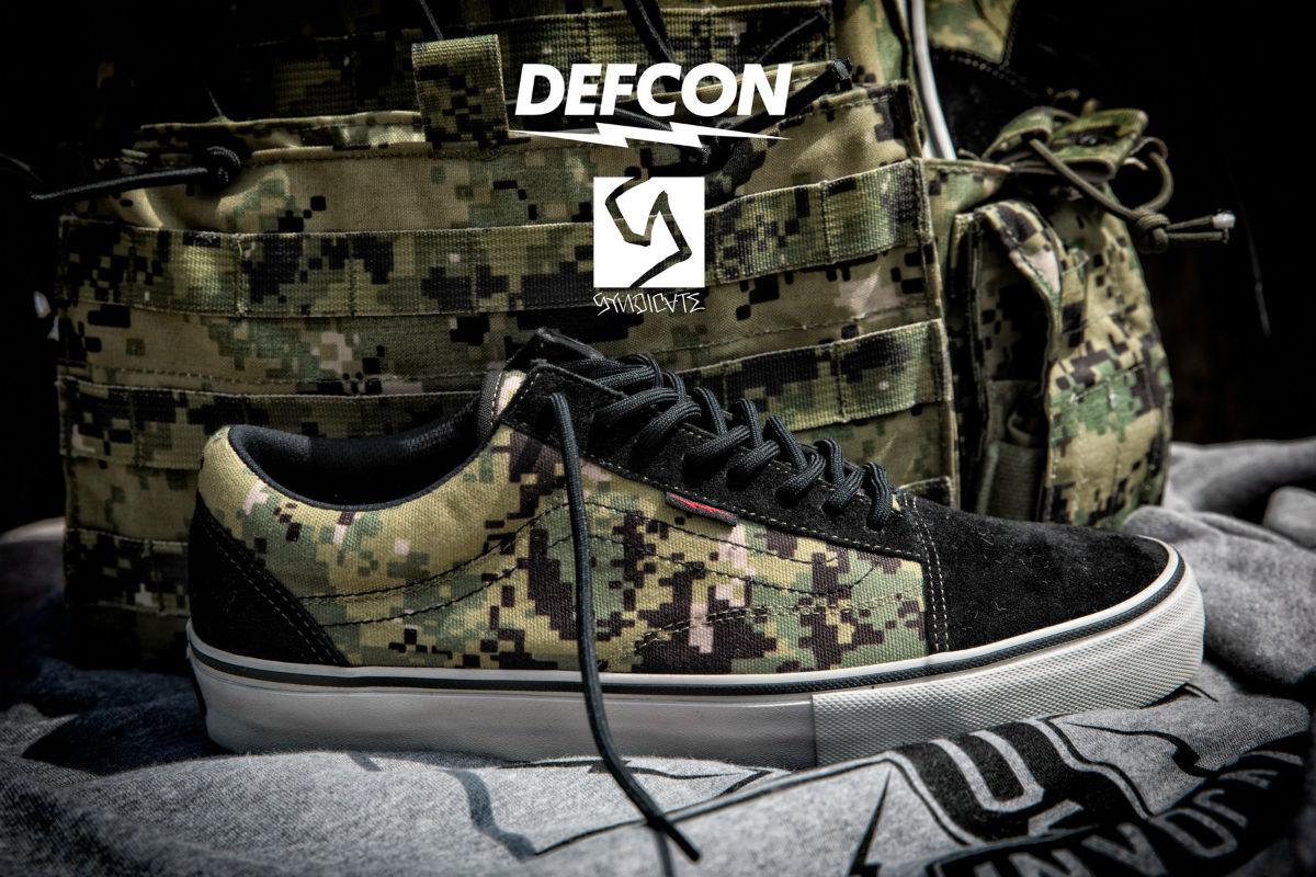 Vans Syndicate x Defcon