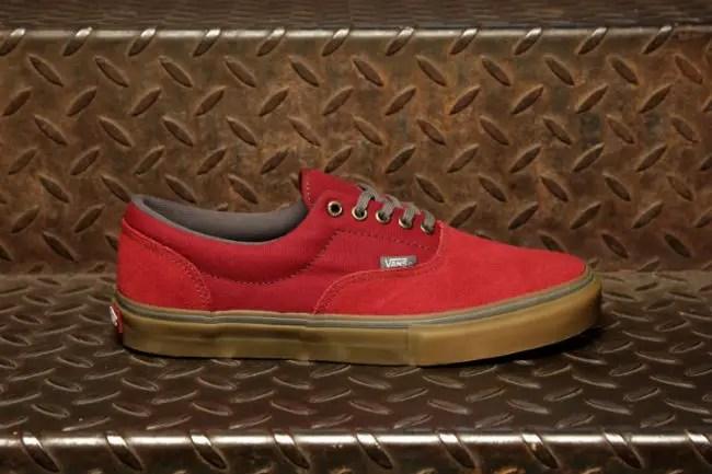 Vans Era Rio Red/Gum