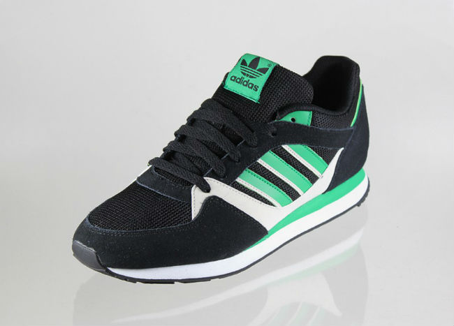 adidas Originals ZX 100 Carbon / Fairway / Bliss