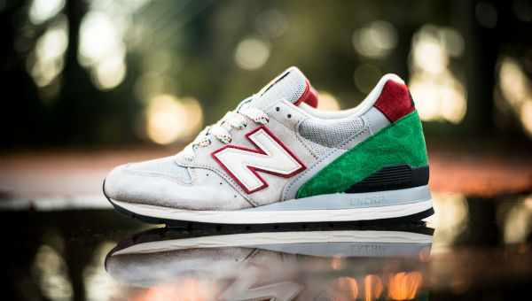 New Balance M996PG National Parks