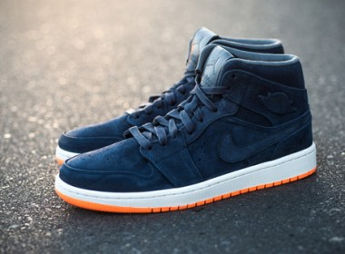 differently c371d 1d664 Air Jordan 1 Mid Nouveau Obsidian