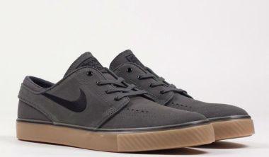 Nike SB Stefan Janoski Dark Base Grey / Black-Gum
