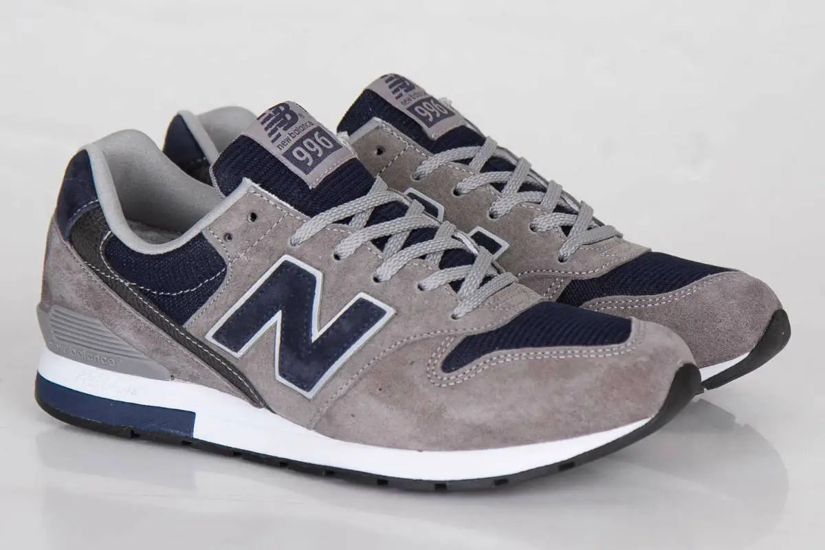 New Balance MRL996 Grey