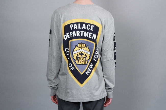 Palace Spring / Summer 2014 'Palace Department'
