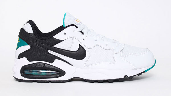 Nike Air Max Triax 94 White / Black – Turbo Green