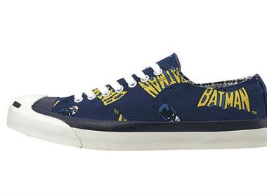 Converse Jack Purcell HS BM Batman