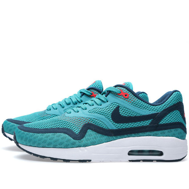 Nike Air Max 1 Breeze Turbo Green / Nightshade
