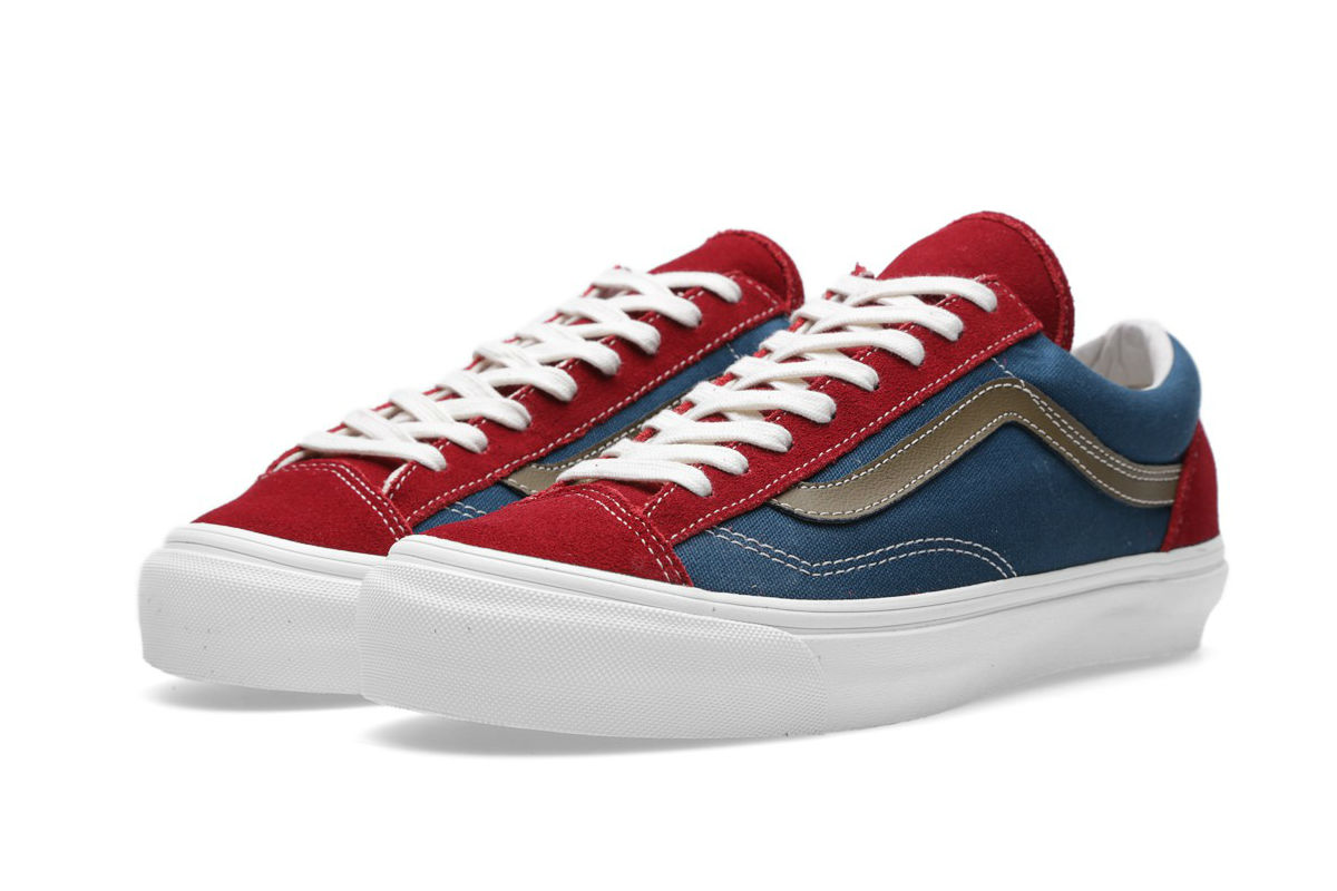 Vans Vault Style 36 LX Rio Red