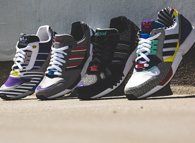 adidas Originals ZX 'Memphis Pack'