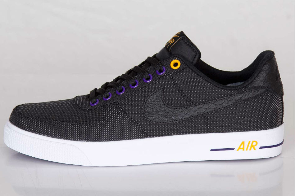 Nike Air Force 1 AC Premium QS BlackBlack | Cult Edge