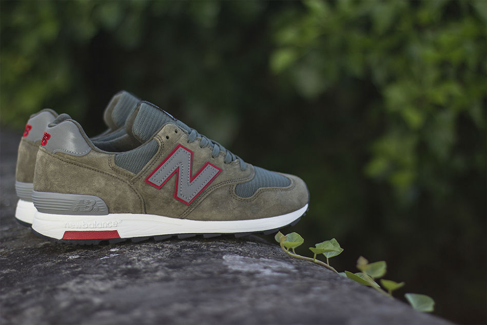 Quality Made in USA: New Balance M1400 HR Olive | Cult Edge