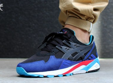 Asics Gel Kayano Trainer Black / Black