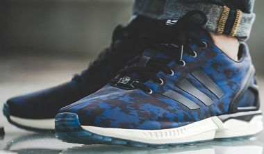 adidas Originals ZX Flux Italia Independent 'Navy'