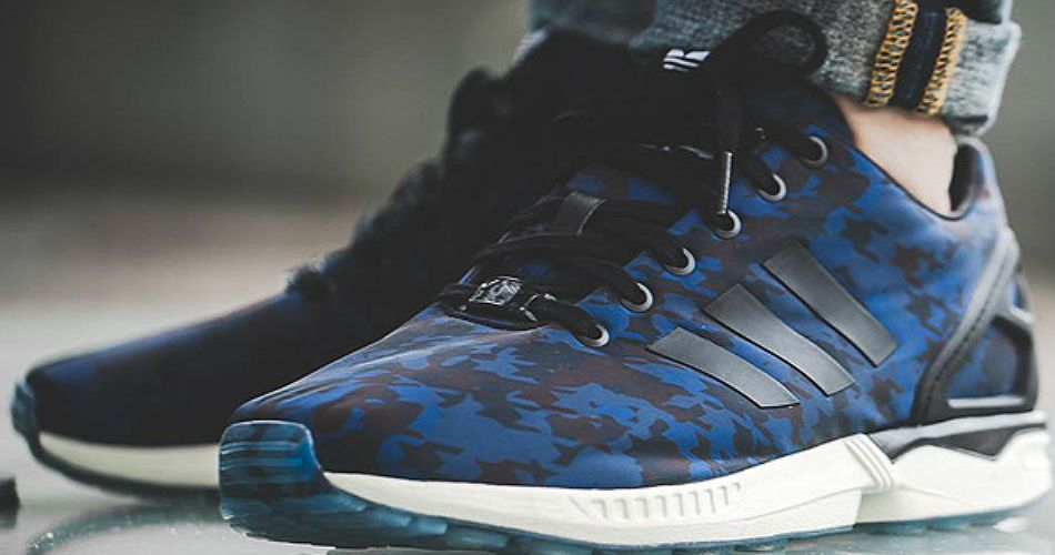 new concept 3a336 5a64e adidas Originals ZX Flux Italia Independent 'Navy' | Cult Edge