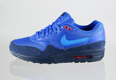 Nike Air Max 1 FB Obsidian / Light Photo Blue | Cult Edge