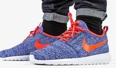 Nike Flyknit Roshe Run Persian Violet