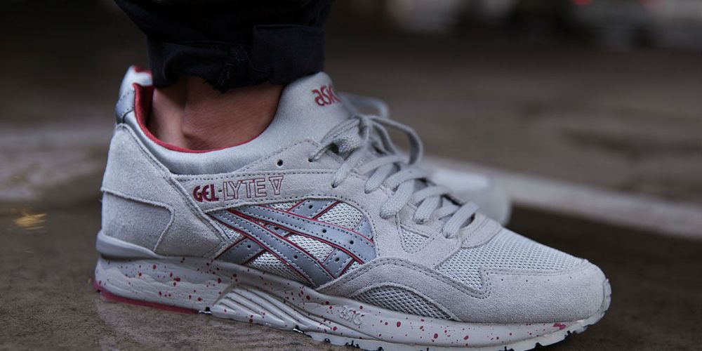 "Asics Gel-Lyte V Night Shade ""Light Grey"""