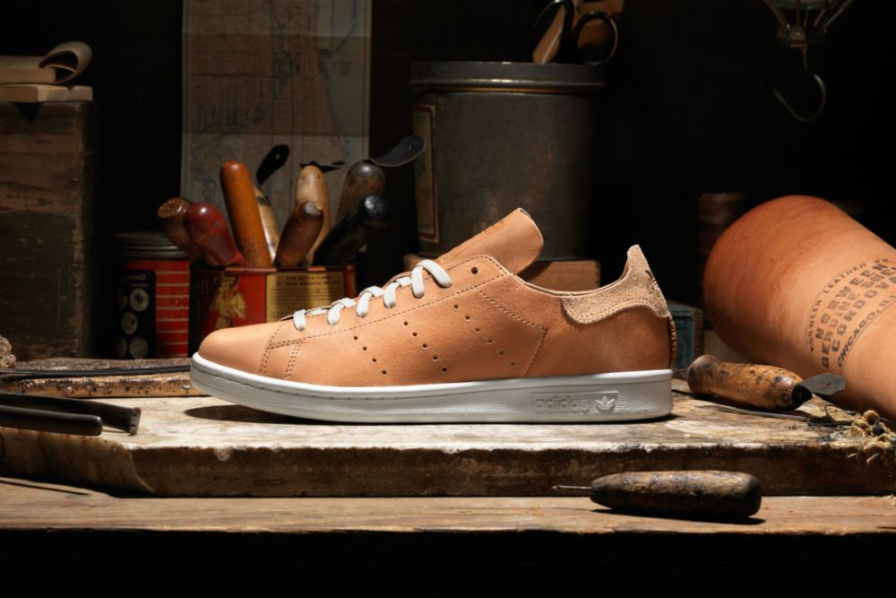 Horween Leather adidas Stan Smith
