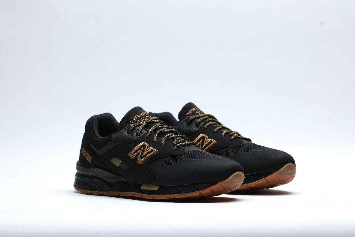 New Balance CM1600AG 'Black N Gold