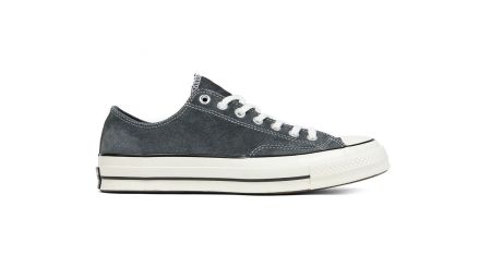 Converse Chuck Taylor All Star '70 Ox Suede Charcoal/Black