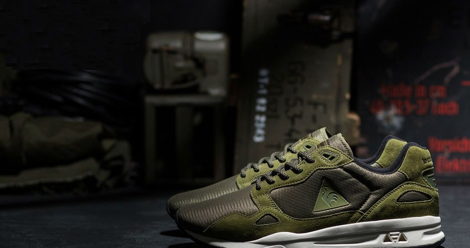 "le coq sportif LCS-R900 MT ""Shigeyuki Kunii (mita sneakers) Color Direction"
