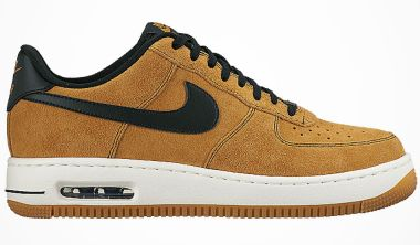 Nike Air Force 1 Elite Wheat/Black/Gum