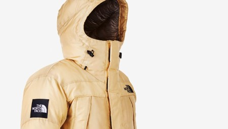 "The North Face ""Moon Parka"""