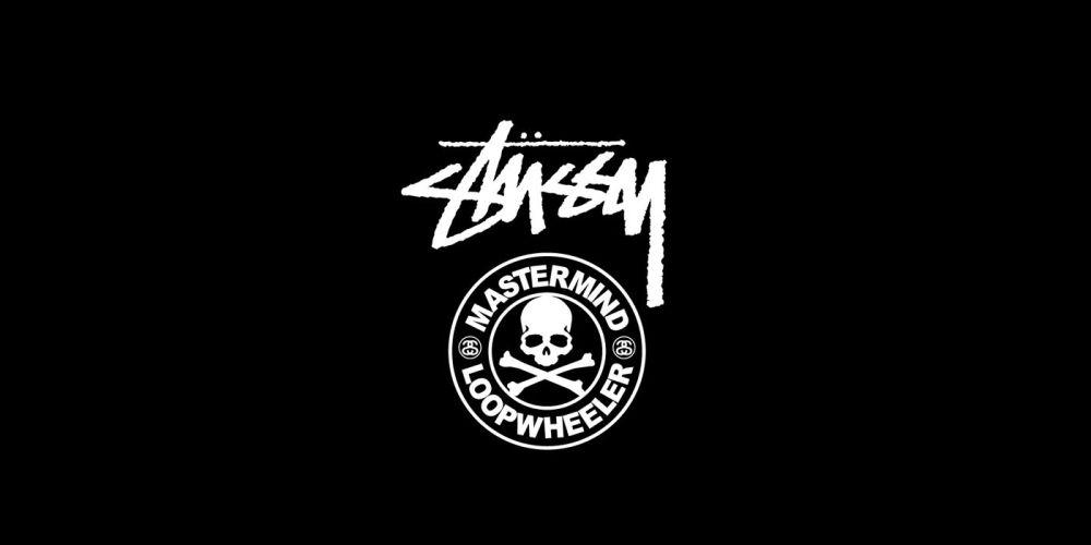 stussy x mastermind japan x loopwheeler