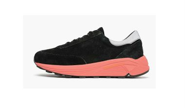 Our Legacy Mono Runner Black Ruffle