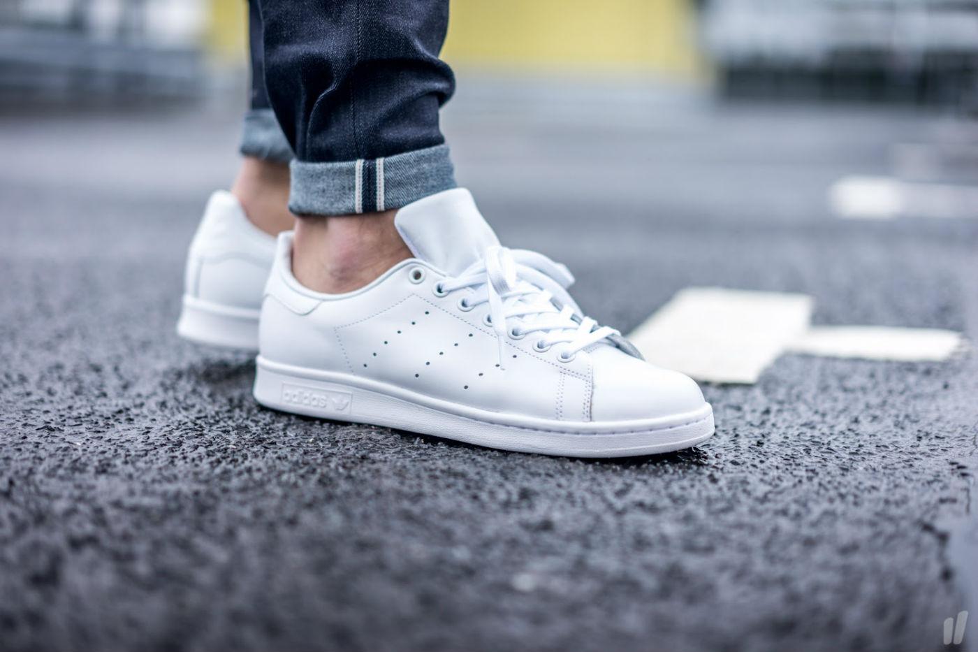 adidas Originals Stan Smith All White
