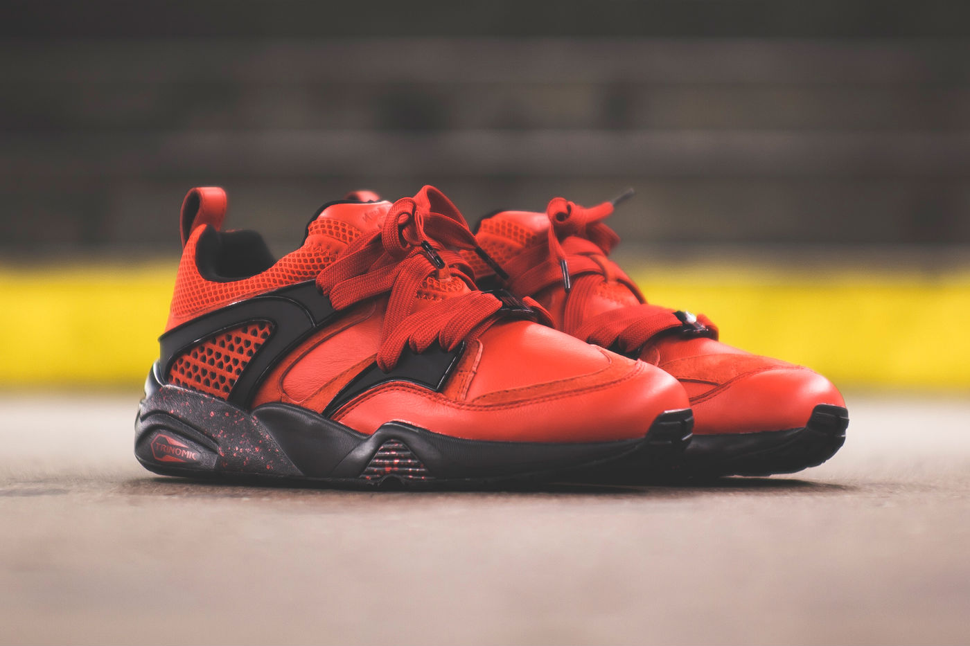 "PUMA x Rise NYC ""New York Is For Lovers"" Blaze of Glory"