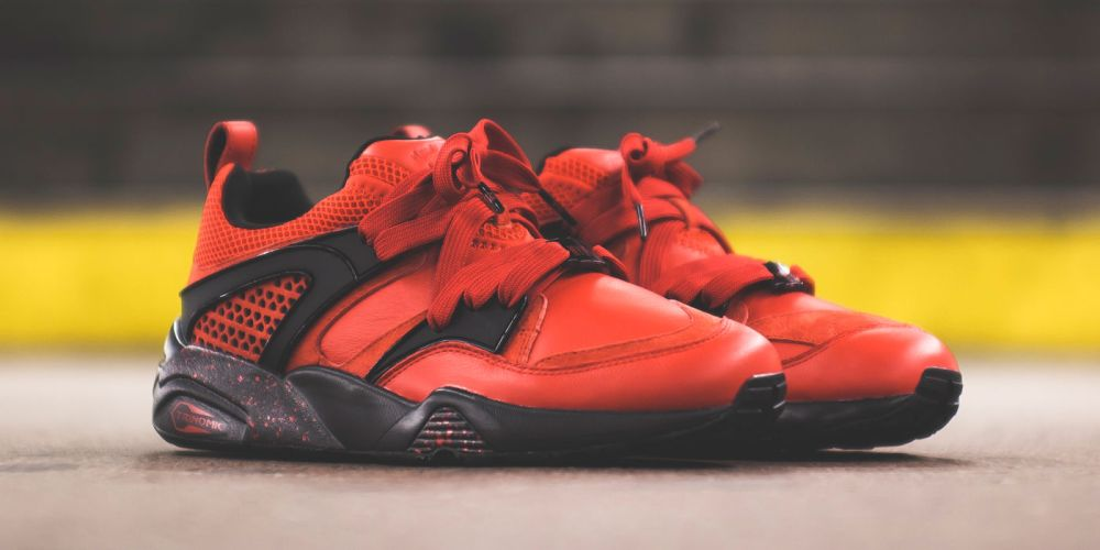 """PUMA x Rise NYC """"New York Is For Lovers"""" Blaze of Glory"""
