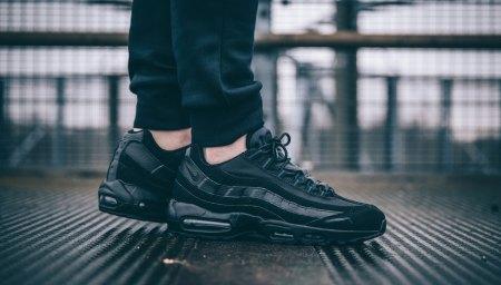 """Nike Air Max 95 """"All Black"""""""