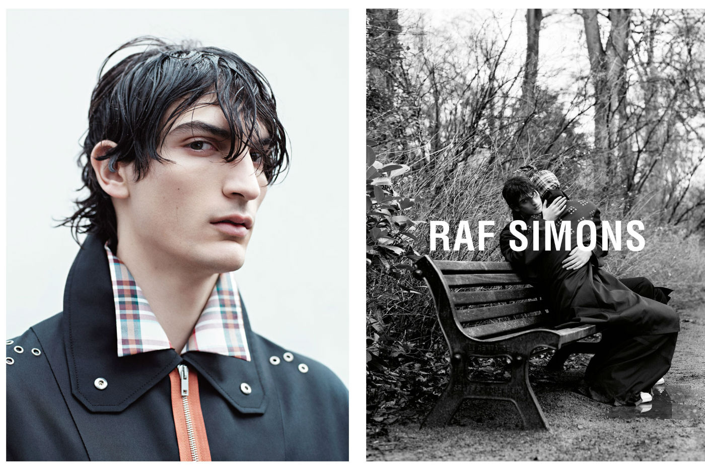 Raf Simons Spring-Summer 2016 Campaign