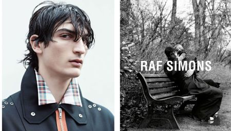 Raf Simons Spring Summer 2016 Campaign