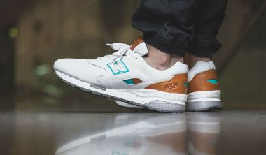 New Balance CM 1600WT White/Grey
