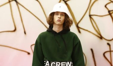 "ANDREA CREWS Fall/Winter 16/17 ""Tales of Barbès"""