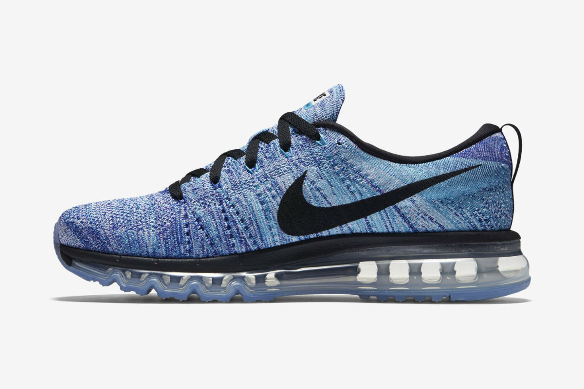 1b626e7c2630 canada nike flyknit air max mens running shoes blue black new us size 7 8  8.5 9.5 c7630 eb13a  amazon nike flyknit air max white chlorine blue 2c7fd  b4198